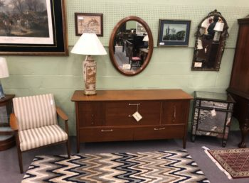 mid century modern consignment furniture