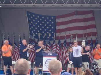 9/11 Fund Raising