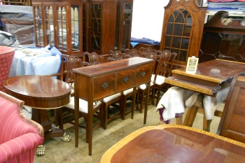 Baltimore County Estate Has All Of Your Favorite Furniture Makers   Potthast, Baker, Councill Craftsmen, Maitland Smith And More!