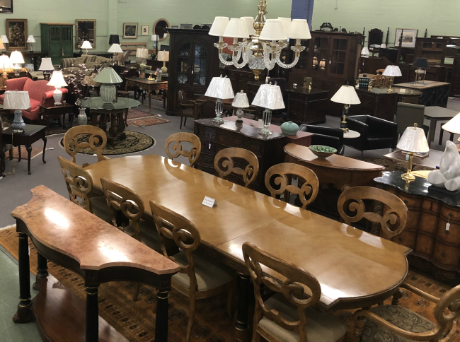 Baltimore Furniture Store Full With Quality Pieces And Variety Of