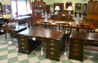 Executive And Home Office Desks Arrive On Consignment At Our Timonium Store Baltimore