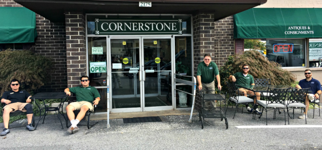 Last Chance For Consignment Patio Furniture Baltimore Maryland Furniture Store Cornerstone