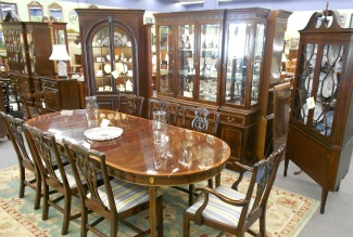 Stickley Statton And Potthast Dining Room Just A Few Of The High