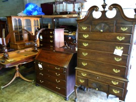 Traditional Consigment Furniture